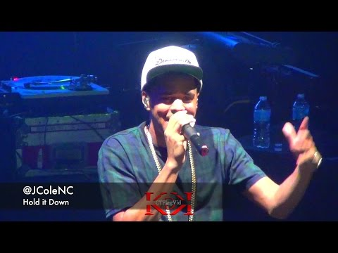 13/17 J Cole Warm Up - Hold It Down (Dollar & A Dream2 2014 NYC) (10pm Show)