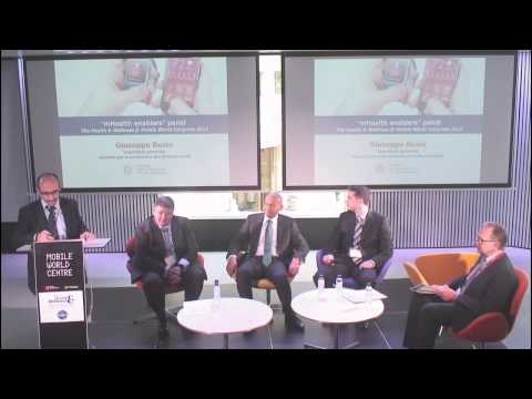 mHealth enablers - Health & Wellness @ Mobile World Congress 2015