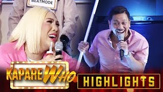 Vhong and Jhong go backstage because of Vice   It's Showtime KapareWHO