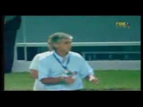Bambang Pamungkas - Indonesia Vs Bahrain -10 July 2007