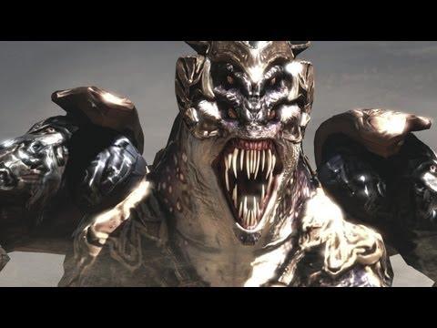 Serious Sam 3: BFE - Ending / Final Boss - Ugh-Zan IV - Walkthrough (Gameplay)