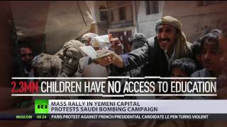 'Yemen crisis is by no small measure made by US & its allies'
