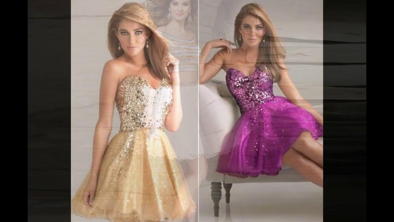 dc1ba8163 افخم عرض ازياء فساتين السهرة لعام 2017 Most luxurious evening dresses  fashion show