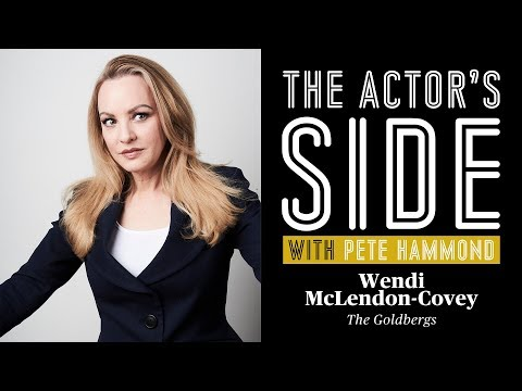 Wendi McLendonCovey  The Actor's Side with Pete Hammond