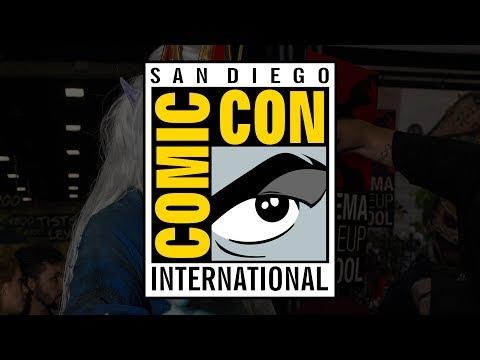Deadline Hollywood previews Comic-Con
