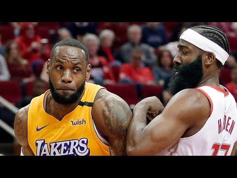Los Angeles Lakers Vs Houston Rockets Full Game Highlights | January 18, 2019-20 NBA Season