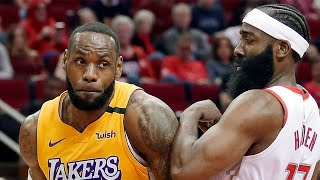 Los Angeles Lakers vs Houston Rockets Full Game Highlights | January 18, 2019-20 NBA Season