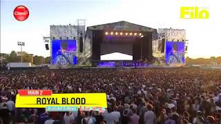 Royal Blood - Hook, Line and Sinker (live @ Lollapalooza Argentina 2018)