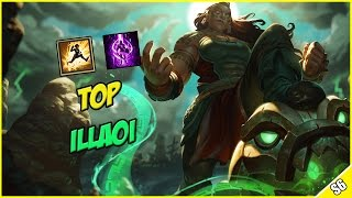 ✔ Illaoi Top is BROKEN? - PBE Live Commentary | League of Legends