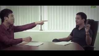 Thánh đi phỏng vấn xin việc tại BomPhone - Siêu hài hước