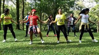 Download Mp3 Jangan Ganggu Pacarku - Cita Citata - Zumba Fitnezz