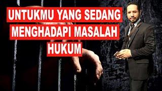 MENGHADAPI MASALAH HUKUM !!! Motivation