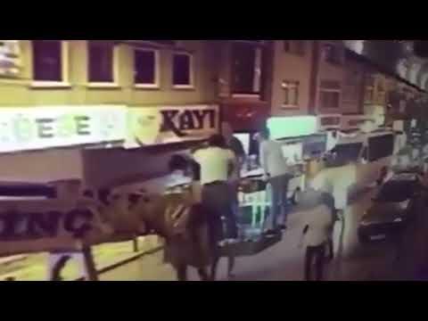 İstanbul'da İYİ Parti AK Parti Kavgası! İYİ Parti Milletvekili Adayı Yücel Coşkun Da Karıştı