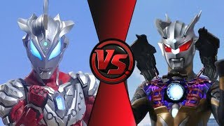 Ultraman Geed Ep.3 Full Fight - Geed VS Darkclops Zero !