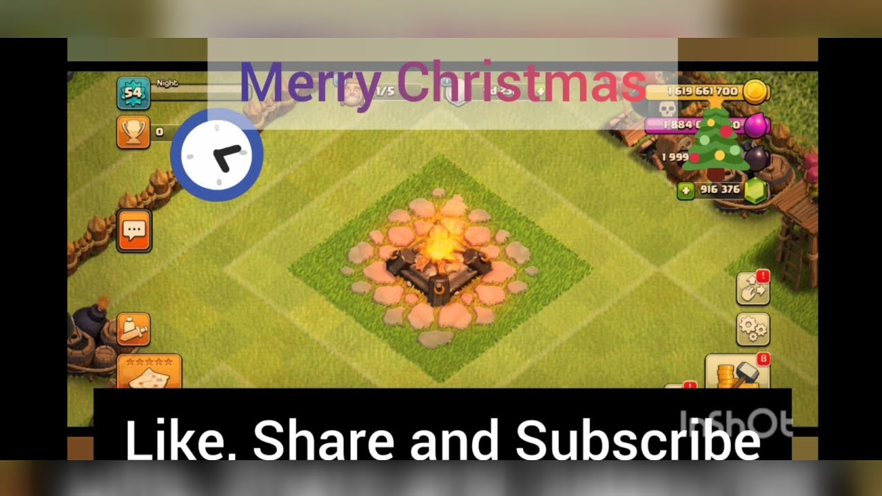 All Levels Of Army Camps in Clash Of Clans. #coc #siberia #knights' #gaming #actions #cheat # ...