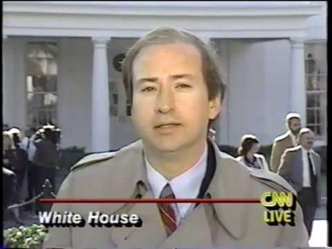 Pan Am 103 Bombing (Lockerbie), CNN Coverage, December 1988
