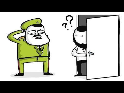 МАРМАЖ: БЕГОМ В АРМИЮ! (анимация)