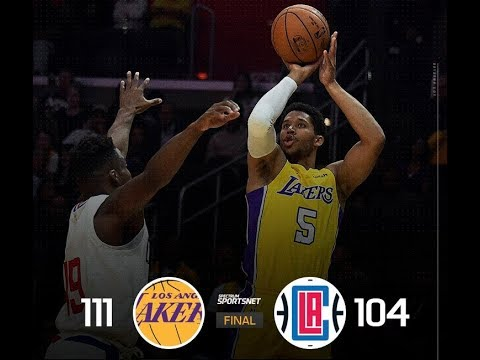 Lakers Beat the G league Clippers in the Preseason finally?!! Live with DTLF!!
