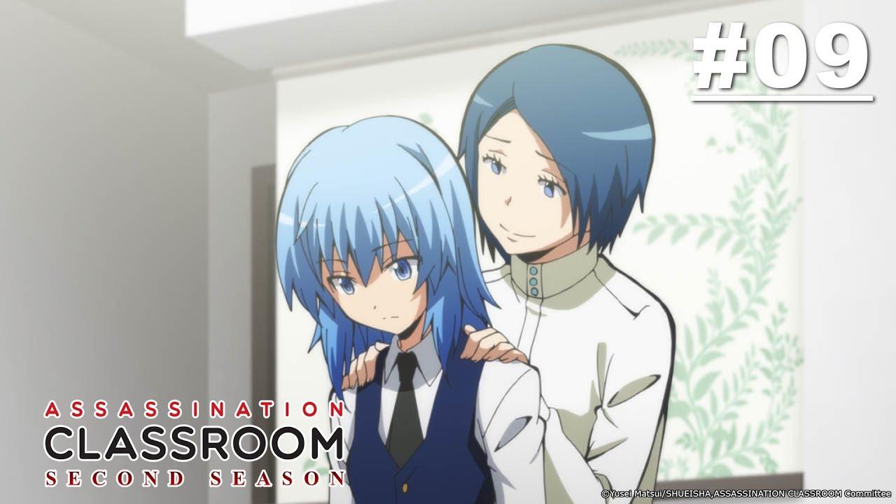 ASSASSINATION CLASSROOM 2 - Episode 09 [English Sub]