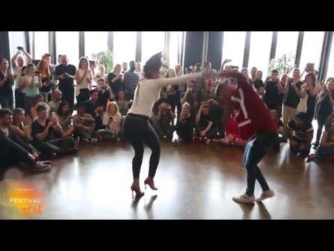 Frankfurt Festival 2016 Workshops: Daniel & Desiree - Sensual Bachata Moves