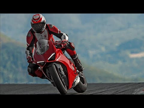 2018 Ducati Panigale V4 - The World's Most Powerful Superbike