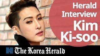 [Herald Interview] Kim Ki-soo, blurring gender barriers with makeup