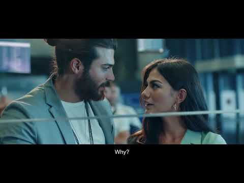 Can Yaman & Demet Özdemir commercial for CepteteB (English s