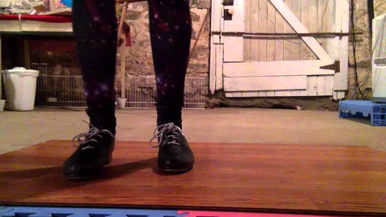DIY Tap Floor   YouTube