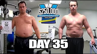 💪 TransPHORMation Challenge - Day 35