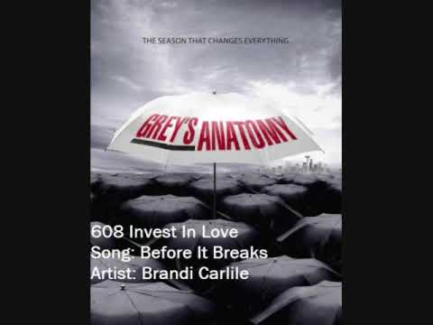 608 Brandi Carlile - Before It Breaks