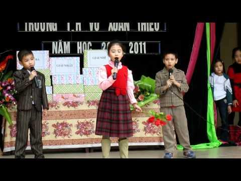 Truong tieu hoc Vu Xuan Thieu-Bong Hong Tang Co