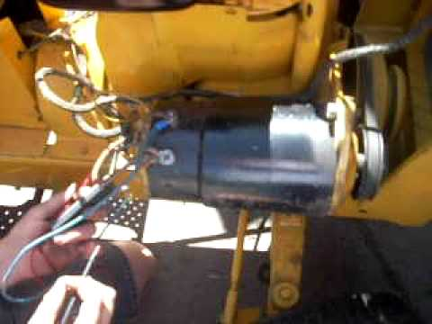 hqdefault how to test a starter genorator youtube cub cadet 126 wiring diagram at reclaimingppi.co