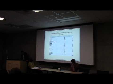 Conference Liberated Africans and Digital Humanities 5