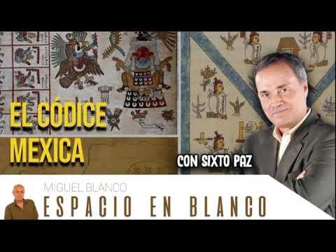 espacio-en-blanco---el-códice-mexica-con-sixto-paz-(24/02/2019)