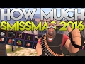 [TF2] HOW MUCH does the SMISSMAS 2016 Collection Cost?