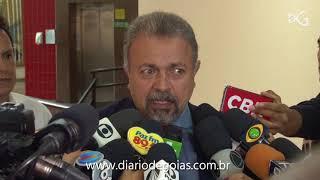 """""""Fila da morte"""", diz Elias Vaz sobre situação das UTI's em Goiânia"""