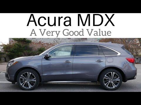 2020 Acura MDX Review | Value Premium SUV