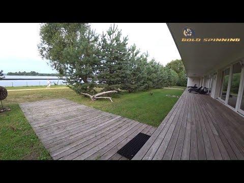 Эко-отель «Веточка». Иваньковское водохранилище. Волга. Созь.