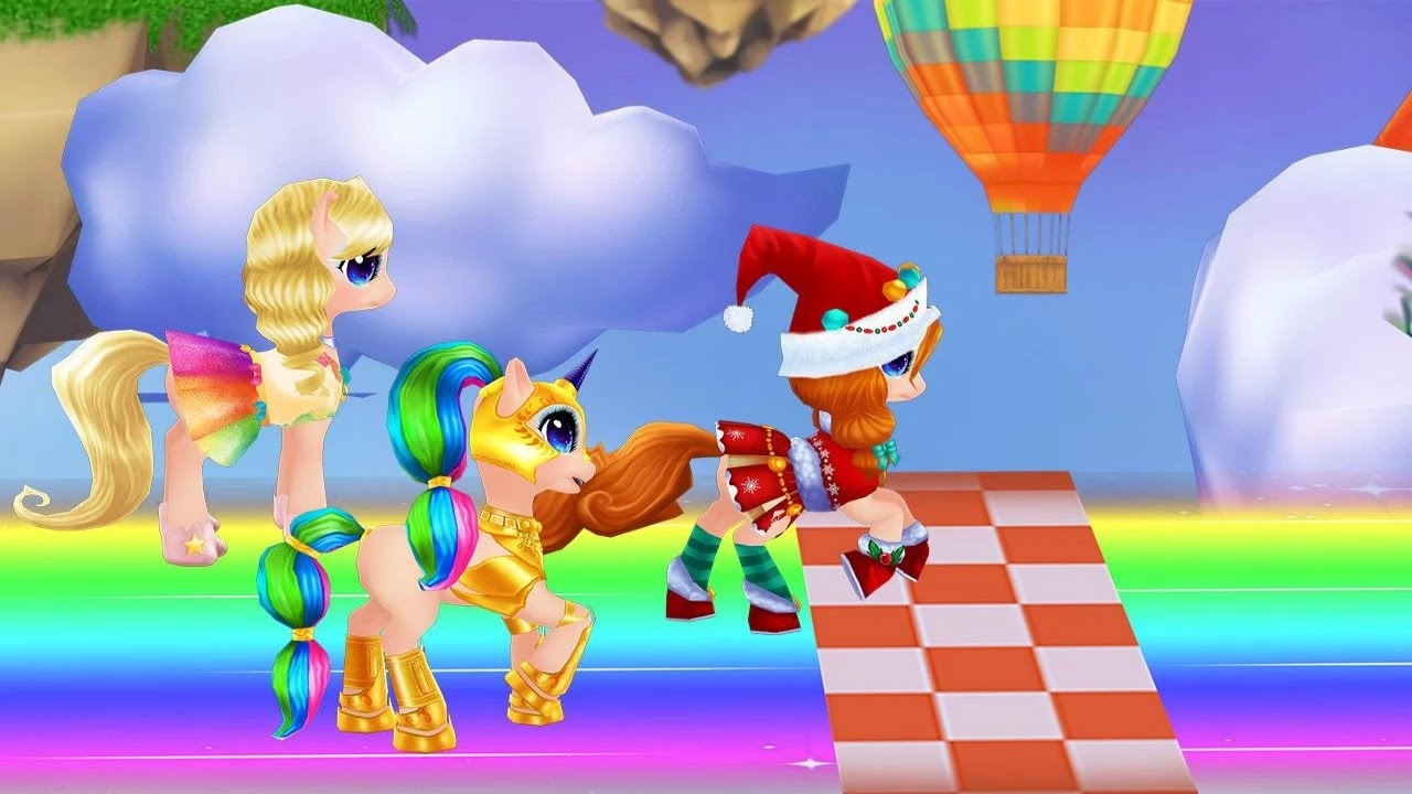 Coco Pony My Dream Pet Android Gameplay Youtube