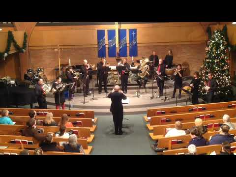 Blue Waters Brass - Christmas 2017