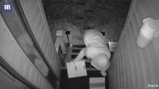 Homeowner's exploding package stops thieves over the years