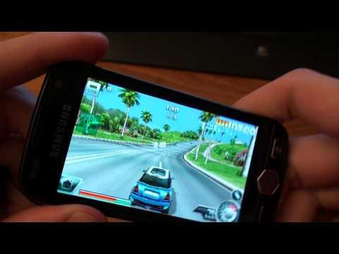 Samsung I8000 Omnia2 game
