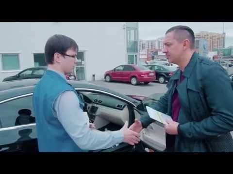 Как проходит ТО у дилера Volkswagen DJ Андрей Вакуленко на Passat CC в Нева Автоком