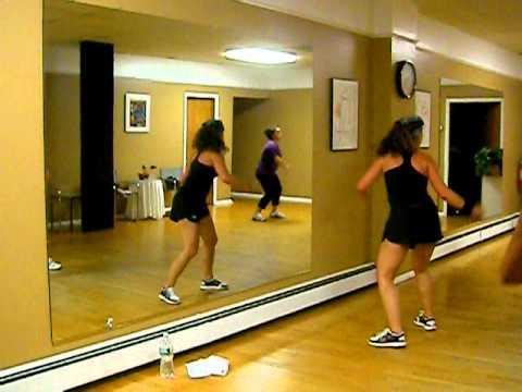 Zumba to Shake Senora - Pitbull - Bergen County Zumba Fitness