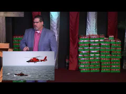 Pastor Storman Glass - Desperate Enough to Trust