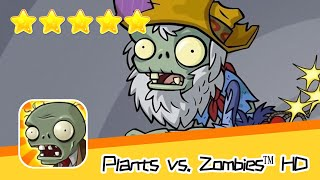 Plants vs  Zombies™ HD Adventure 1 Day Level 07 Part 1 Walkthrough The zombies are coming! Recommend