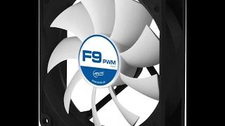 система охлаждения ARCTIC F8 PWM PST