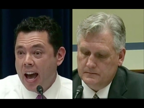 Jason Chaffetz Almost Makes General Cry about Abandoned Americans!