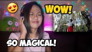 Diana Ankudinova - Into the Sky Reaction | Filipino Reacts I Singer Reacts