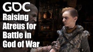 Raising Atreus for Battle in God of War